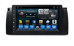 9,0-дюймовый BMW E39 автоматическая система навигации GPS