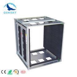 PCB de SMT revista ESD antiestático Rack para armazenamento de PCB