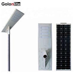 заводская цена хорошего качества для использования вне помещений Integerated привели все в одном из солнечной улице лампа 100 Вт