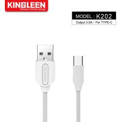 USB schreiben c-Kabel USB 2.0 Kabel USB-C zum schnellen Aufladeeinheit USB-C für Samsung Huawei Xiaomi