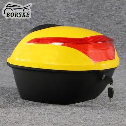 Cuadro de respaldo portátil motocicleta personalizada Moto Maletero y troncos para Moto