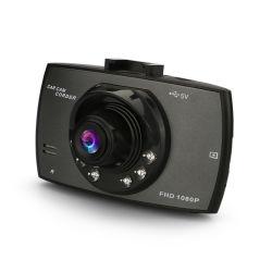 Écran TFT 2,4 pouces mini Cheap Dash came avec 6x éclairage LED pour l'enregistrement vidéo de voiture