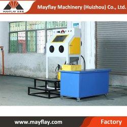 Механизм производителей Manul продаж промышленных пескоструйной обработки древесины для налаживания и укрепления поверхности корпуса технологии с помощью смазочного шприца