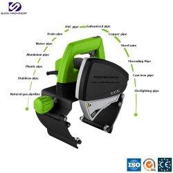 관 Cutting/PU PP PE 관 PVC 파이프 절단기 가위 수공구를 위한 Sdc400 PE 파이프 절단기 공구 또는 관 및 관 절단기 기계 관 절단 도구