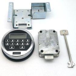 デュアルモードの電子キーパッドの組合せ安全なバンクATMロック