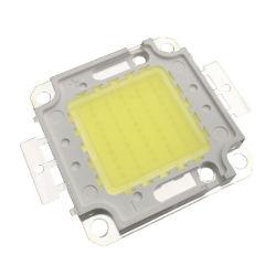Haute luminosité Lebekan 4060 3000K 6500K 50W 100W COB Puce LED lumineux à LED pour LED Projecteur LED de lumière de la rue