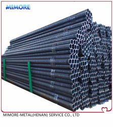 Seamless tuberías de acero al carbono ASTM A106b/API5l/API5CT/ASME 36.10 finaliza, Biselado Material Structral