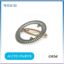 Premere l'anello dell'attrezzo dell'ABS per il sistema di frenatura non bloccabile del motociclo