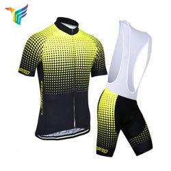 OEM 2018 Cheap Coolmax course de vélo de l'homme d'usure de cyclisme personnalisés en polyester