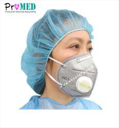 N95 FFP2, FFP1 FFP3 Active le masque de poussière de carbone