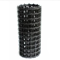 Высокая прочность на растяжение PP Biaxial пластиковые Geogrid заводская цена