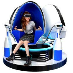 El equipo de Realidad Virtual 9D silla Huevo Vr simulador 9D VR
