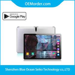 Best-seller OEM utilisée la béquille de support de carte SIM d'écriture Appuyez sur Téléphone 10 pouces enracinée Android Android Tablet PC