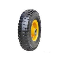 Tráiler de pequeño diámetro Neumático Neumático de rueda de goma