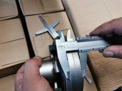 De Kleppen van de Vervangstukken van de compressor & OEM van de Zegelring de Pneumatische Cilinders van de Compressor van de Dienst van de Fabriek, Montage, Kleppen
