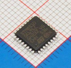 Электронные компоненты STM8S105K6T6C