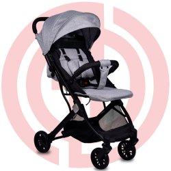 Baby-faltender Spaziergänger mit Aluminiumrahmen