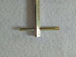 Элеватор соломы треугольник ключевых креста 500мм