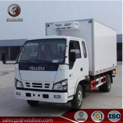 3ton 4tonの販売のためのフリーザーによって冷やされているトラックのフリーザーおよび冷却装置容器ライトフリーザーのトラック