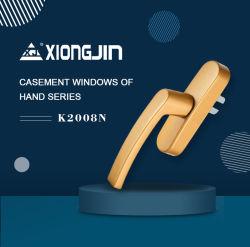 ألومنيوم زنك سبيكة [مولتي-بوينتس] تعقّب هويس نافذة مقبض لأنّ شباك [ويندوو-ك2008ن]