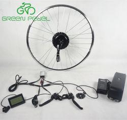 Greenpedel 36V/48V 350W Kit de conversión de bicicleta eléctrica con motor de la Ebike, Pantalla, CONTROLLER, E-Freno, PAS...