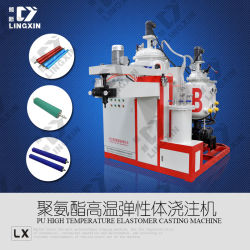 Oil Heat Type/PUのエラストマーMachine/PUの注入機械PUによるプラスチックMachine/PU注ぐ機械またはポリウレタン機械または工場価格のエラストマーの鋳造機械