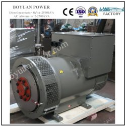 コピースタンフォード 200kVA 発電機オルタネータ 160kW Dynamo#By274h