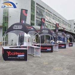 Портативный шестигранный купол палатка дисплей стенд для использования вне помещений выставки события