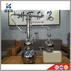 최신 판매 테레빈유 기름 증류법 생강 정유 가공 기계 및 분자 증류법
