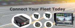 Mdvr 의 4 채널 3G/4G Wi Fi GPS 두 배 SD 카드 차 DVR 720p HD 자동차