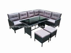 Boas Vendas Cadeira de vime Alta Qualidade programável resistentes a almofada profunda Quintal relaxar pátio jardim moderna piscina móveis domésticos