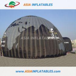 De digitale Opblaasbare Kristallen bol van de Druk, de Opblaasbare Tent van de Koepel van het Planetarium
