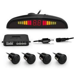 جهاز استشعار التوقف بشاشة LED الجديد، رادار الرجوع للخلف لركن السيارة