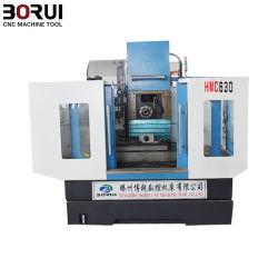 Heavy Duty Centre d'usinage CNC fraiseuse horizontale (HMC630)
