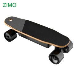 2019 Nouveau produit Sports de plein air 4 roues Mini Electric Skate Board, l'auto équilibre Cheap Mini Electric skateboard