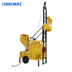 Motor hidráulico para a betoneira para trabalhos em betão desde 1991