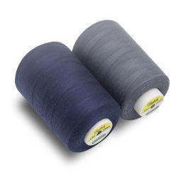 Commerce de gros fils à coudre de filés de polyester à 100 % pour la couture de filetage