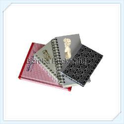 Promotie Spiraalvormig Bindend Notitieboekje Hardcover