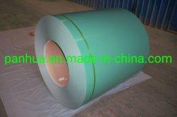 PPGI revestido de color/Prepainted bobinas de acero galvanizado Z275/Metal