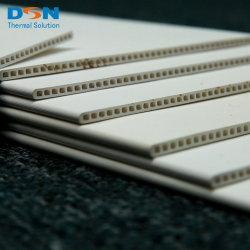 Usine de filtration sur membrane céramique feuille pour le traitement des eaux usées