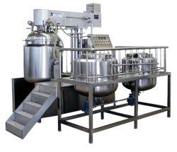Высокая скорость Homogenizer вакуумный крем эмульгатора машины/Механизма Pharmaceuticale заслонки смешения воздушных потоков