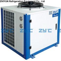 Carne de Medicina de Marisco de média a baixa do ar de Scroll Compressor de refrigeração da unidade de condensação para armazenamento a frio