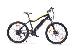 Châssis en alliage aluminium montagne Vélo électrique pour les adultes avec la pédale d'aider