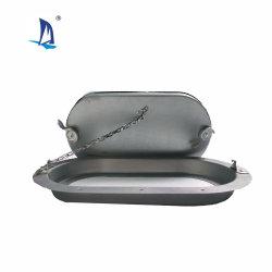 Aço galvanizado oval de Segurança do duto de ar da porta de acesso e o painel