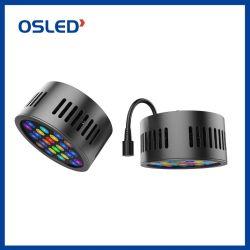LED أكواريوم الخفيفة التحكم في التطبيقات Tank Light CREE LED Best طيف لنمو الشعاب المرجانية