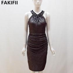 セクシーな方法Bodyconの女性のための短く黒いパーティー向きのドレス