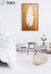 Custom Art décoratif en verre de qualité supérieure des peintures (MR-YB6-2041B)