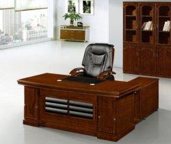 Tabella di legno esecutiva di verniciatura moderna dell'ufficio della sporgenza del MDF del CEO dello scrittorio a forma di L del gestore per le forniture di ufficio (FECA2011)