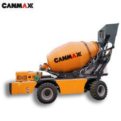 Cm4000r 2.5m3 - 4m3 kleine zelflaadende mobiele betonmixer Pompen Truck verkopen