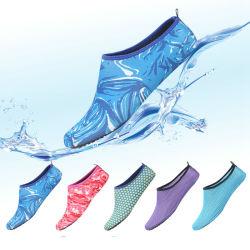 Het Strand van het neopreen mept het Duiken van Schoenen de Schoenen van de Pool van het Strand van Aqua van de Huid van de Fitness van de Gymnastiek van de Sokken van de Sporten van het Water van Sokken